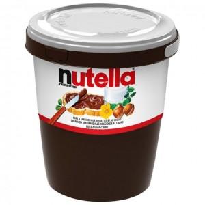 NUTELLA riekstu-šokolādes krēms, 3kg
