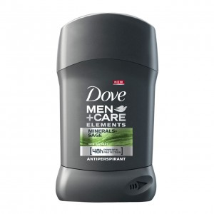 DOVE MEN+CARE sausais dezodorants vīriešiem MINERAL&SAGE 50ml