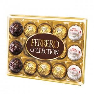 FERRERO COLLECTION konfektes, 172g