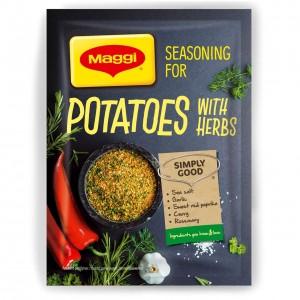 MAGGI garšvielu maisījums kartupeļiem, 22g