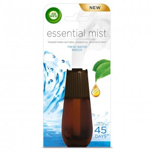AW Essential Mist gaisa atsvaidzinātājs Fresh Water Breeze Refill, 20ml