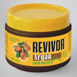 REVIVOR Argan matu maska 500ml