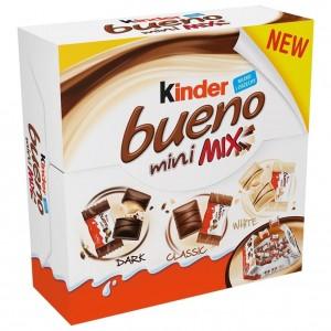KINDER BUENO MINI MIX konfektes, 130g