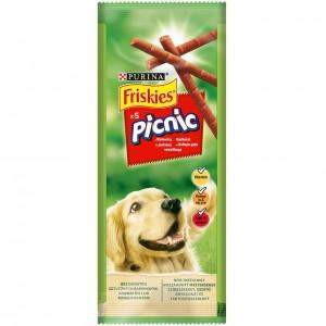 FRISKIES PICNIC suņu gardums (liellops), 42g