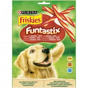 FRISKIES FUNTASTIX suņu gardums, 175g