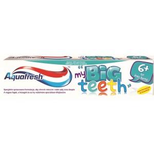 AQUAFRESH zobu pasta Big Teeth, 50ml