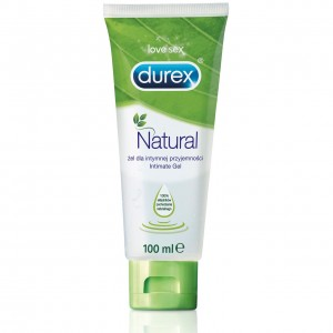 DUREX Natural lubrikants, 100ml