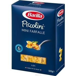 BARILLA MINI FARFALLE-PICCOLINI pasta, 500g