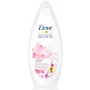 DOVE dušas želeja Glowing Ritual 750ml