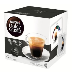 NESCAFE Dolce Gusto kafija Espresso Intenso, 112g