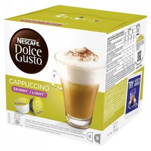 NESCAFE Dolce Gusto kafija Cappuccino, 349,5g