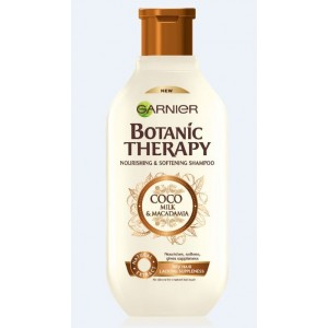 GARNIER Botanic Therapy Coconut Milk šampūns 400ml