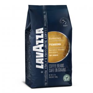 LAVAZZA Pienaroma 100% Arabika kafijas pupiņas, 1000g