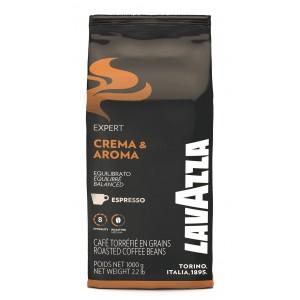 LAVAZZA Crema & Aroma kafijas pupiņas, Vending, 1kg