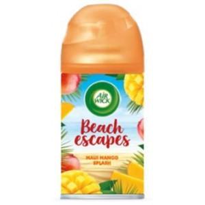 AW FRESH MATIC gaisa atsvaidzinātājs Beach Escape Maui mango splash refill 250ml