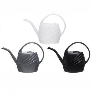 Lejkanna 1.4l plastmasas melna, pelēka, balta