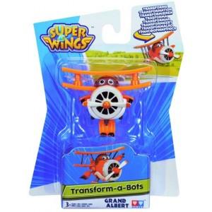 SUPER WINGS Transformers Grand Albert (6,5 cm)