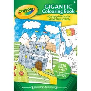 Crayola Gigantiskā krāsojama grāmata