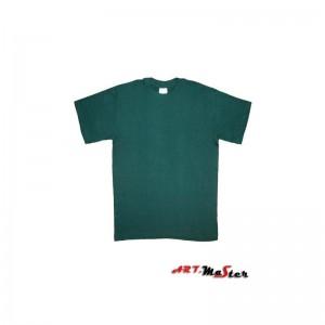 T-krekls kokvilna zaļš M