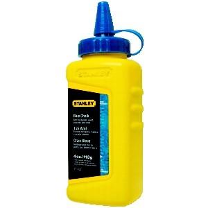 Krīta pulveris pudelē zils (iekš- un ārdarbiem) 11