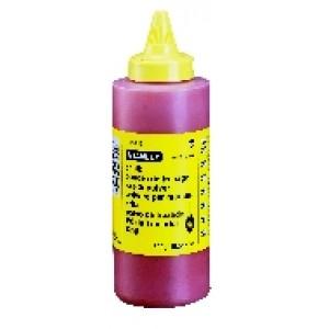 Krīta pulveris pudelē sarkans (ārdarbiem) 115g