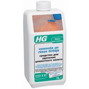 HG Cementa un rūsas tīrītājs flīzēm 1L