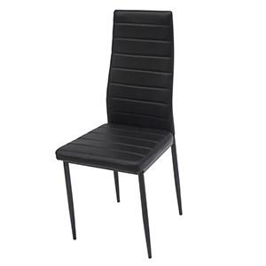 Krēsls DEBI 42x52xH96cm melns