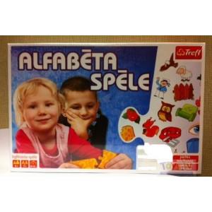 Trefl Latviešu alfabēts