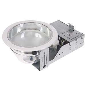 Iebūvējamā lampa DL202 2x18W TC-DEL IP44
