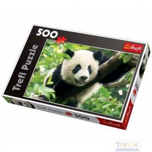 Trefl Puzle Panda, 500 gb.