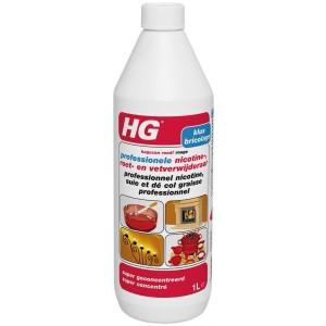 HG profesionāls līdzeklis nikotīna, kvēpu un tauku