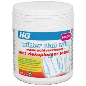 HG īpaši spēcīgs baltās veļas mazg. un traipu tīr.