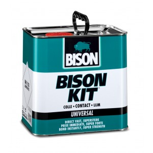Līme BISON KIT (2.5L)