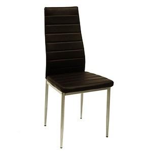 Krēsls DEBI 42x52xH96cm t.brūns