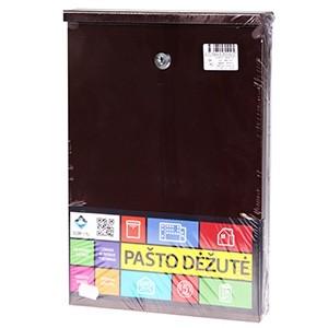 Pastkaste brūna PD955