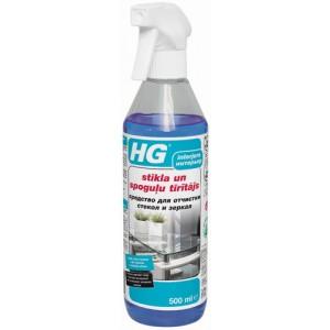 HG Stikla un spoguļu tīrītājs 0.5L