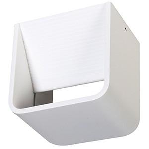 Sienas lampa-BOX 6W LED balta