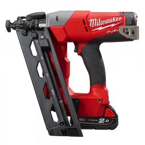Milwaukee akumulatora naglu pistole M18 CN16GA-202X
