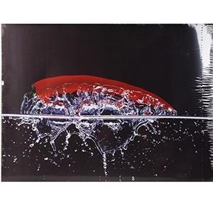 Fotoglezna uz audekla RED PEPPER 60x80cm
