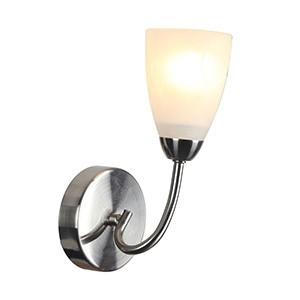 Sienas lampa-SIMONA 40W E14 mat.niķeļa