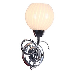 Sienas lampa-ZANAT 40W E14 hroma