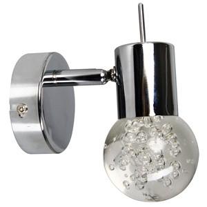 Spotlampa -LASTRA 5W LED 3000K 340lm hroma