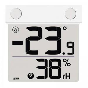 Termometrs loga digitālais pašlīmējošs