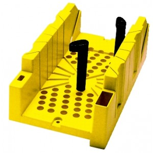 Slīpzāģēšanas kaste (bez zāģa)