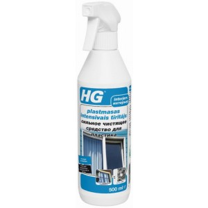 HG Plastmasas intensīvais tīrītājs 0.5L
