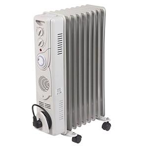 Eļļas radiators Comfort C326-9VT