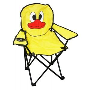 Kempinga krēsls bērniem pīle