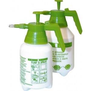 Smidzinātājs ar  pumpi 1000ml zaļš(20)