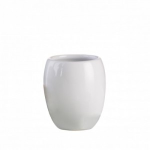 Trauks zobu birstēm Leander balts, keramika