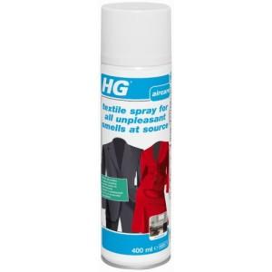 HG Textile spray 0.4L (nepatīkamu smaku noņ.)